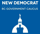 New Democrat BC Government Caucus